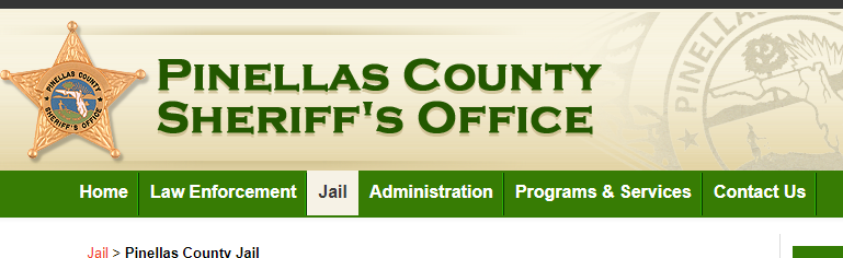 Pinellas County Arrest Records