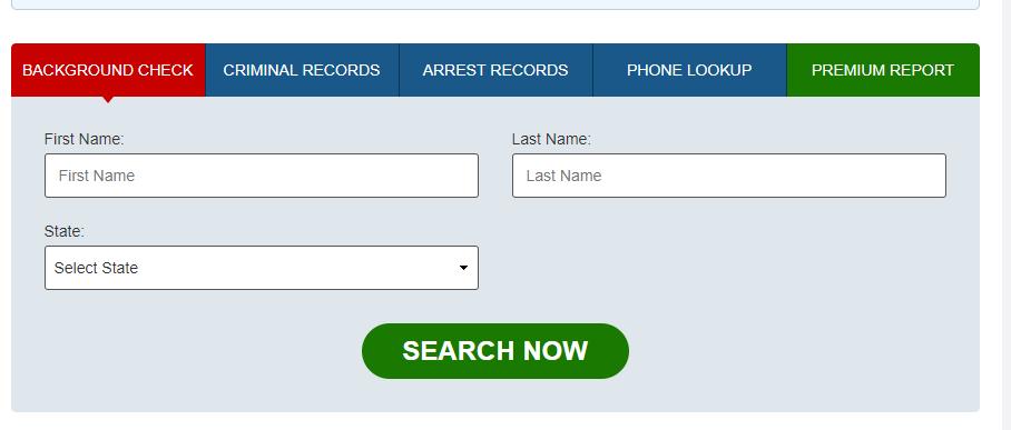 unlimited background checks