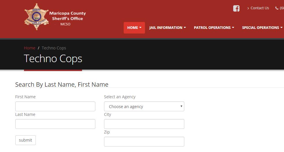 Maricopa County Warrants