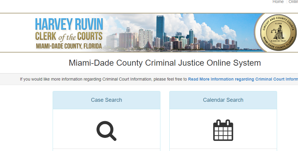 Miami Dade Arrest Records