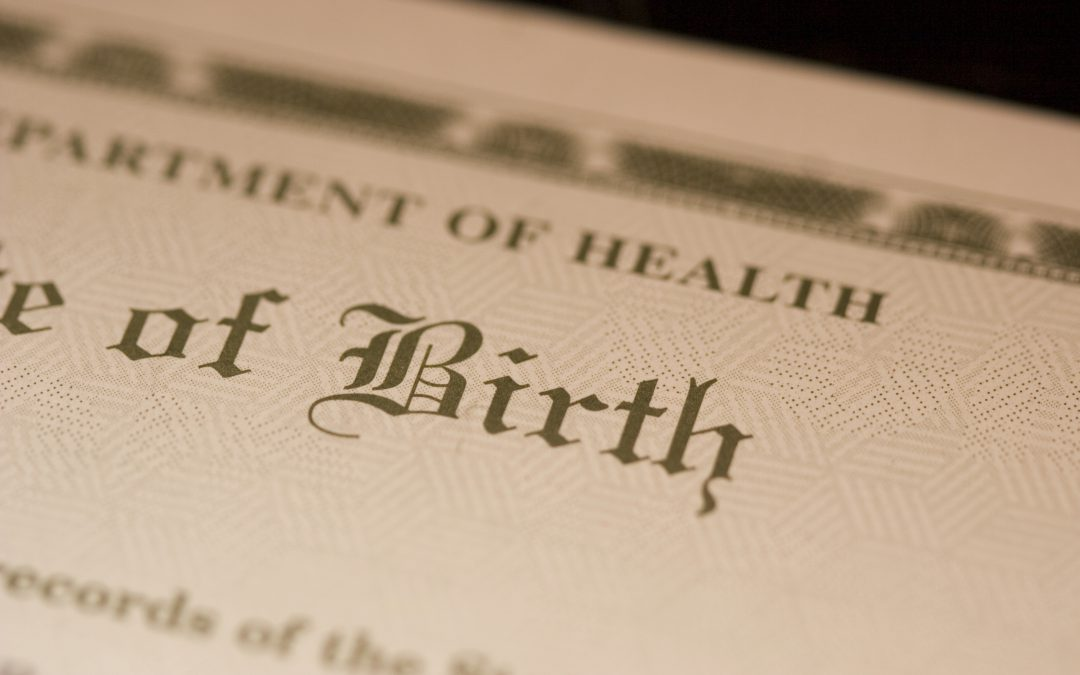 Are Birth Certificates Public Record?