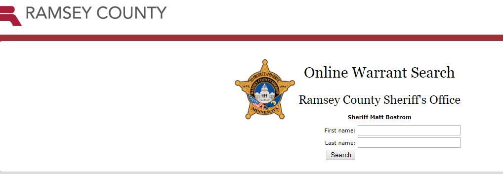 Ramsey County Warrants