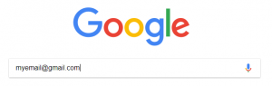 google email search