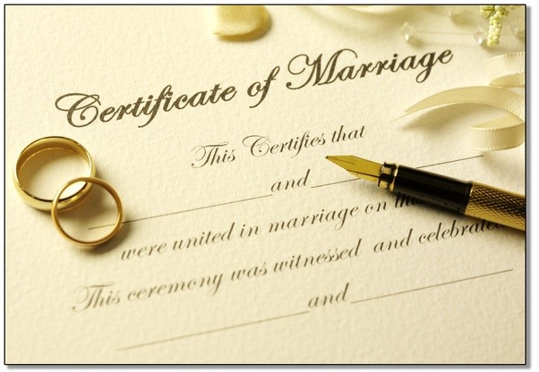 Find Marriage Records For Free Online
