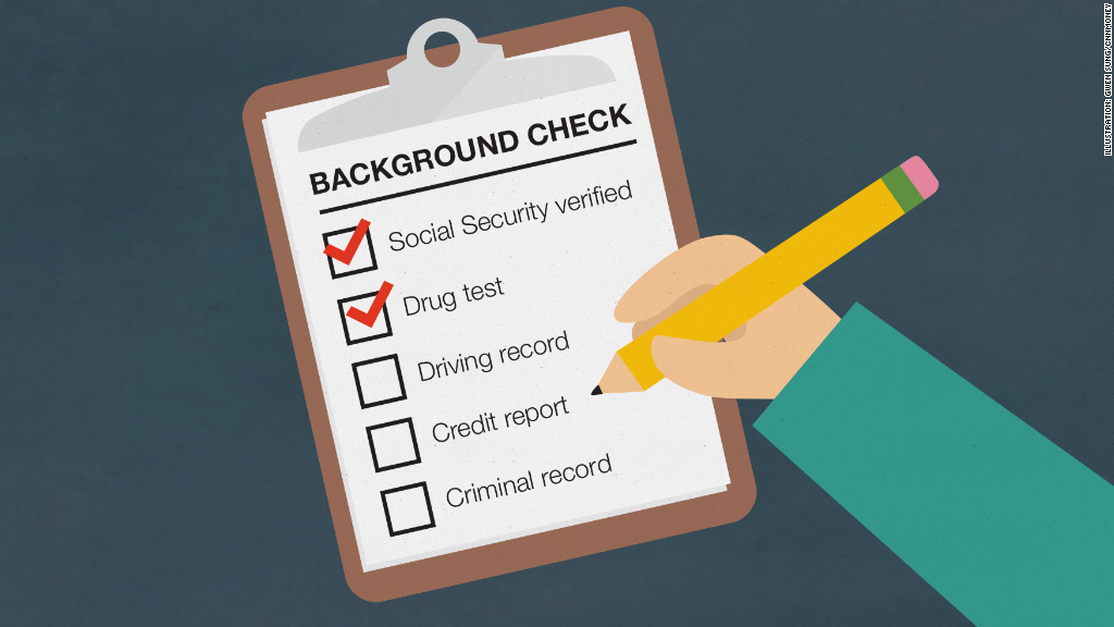 What Can Be Revealed in a Background Check?