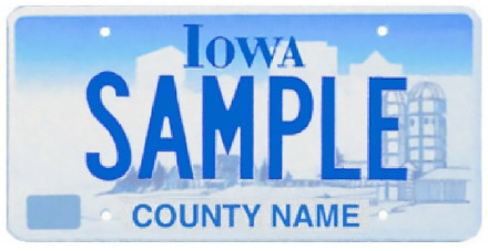 Free Iowa License Plate Lookup - In Under 2 Minutes Find