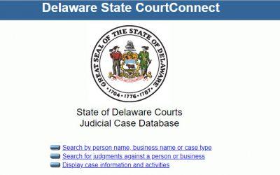 Delaware Court Records