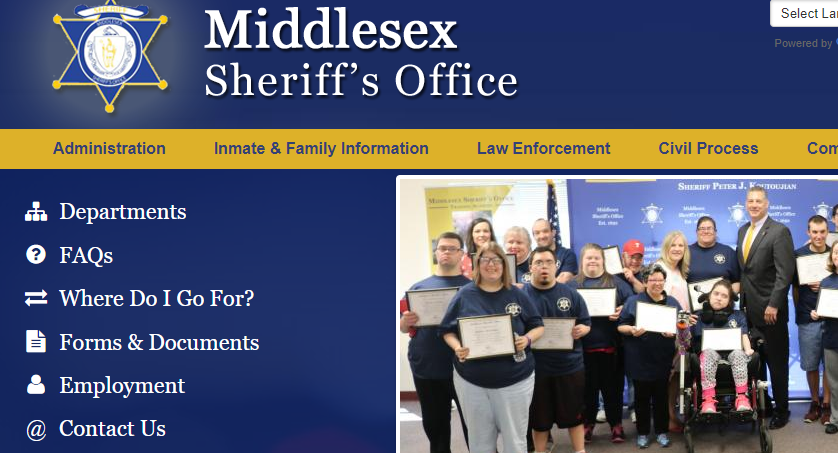 Middlesex County Massachusetts Criminal Records