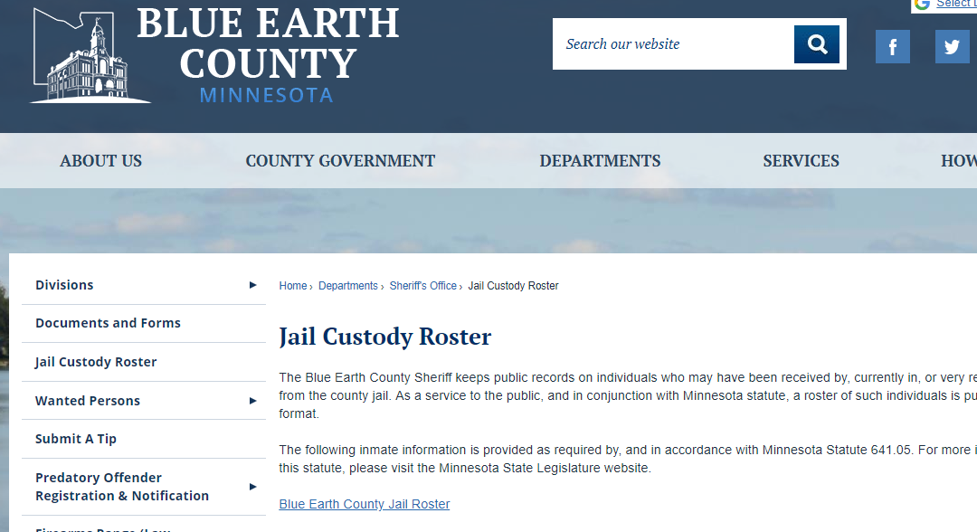 Free Inmate & Arrest Record Check - Very Quick Search |