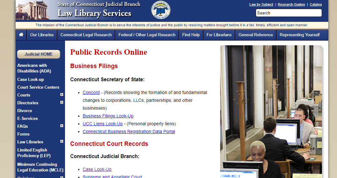 Fairfield County Connecticut Criminal Records