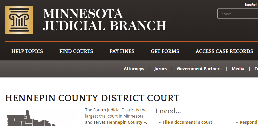 Hennepin County Minnesota Criminal Records