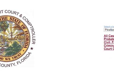 Pinellas County Florida Criminal Records