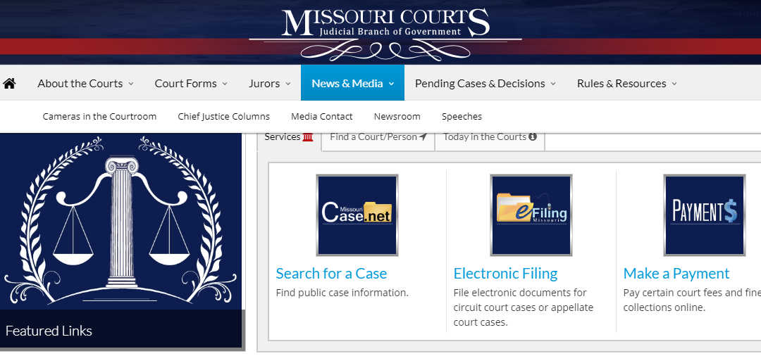 St. Louis County Missouri Criminal Records
